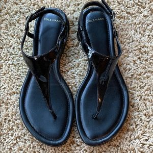 Cole Haan Nike Air Sandals. Air Bria. Never worn.